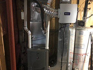 Furnace Replacement Ajax