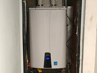 Tankless Water Heater Installation Bowmanville