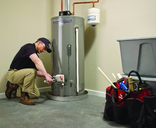 hot water system repair toronto