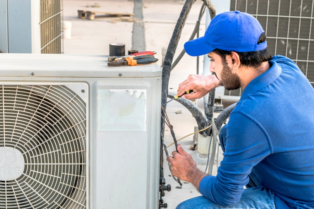 Air Conditioner Installation by Thermenergy Toronto