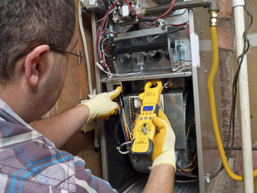 Furnace Maintenance and Repair Services by Thermenergy