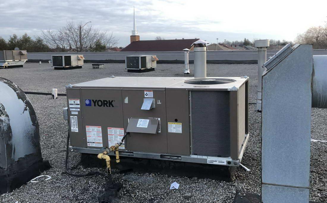 Air Conditioner Replacement Ajax