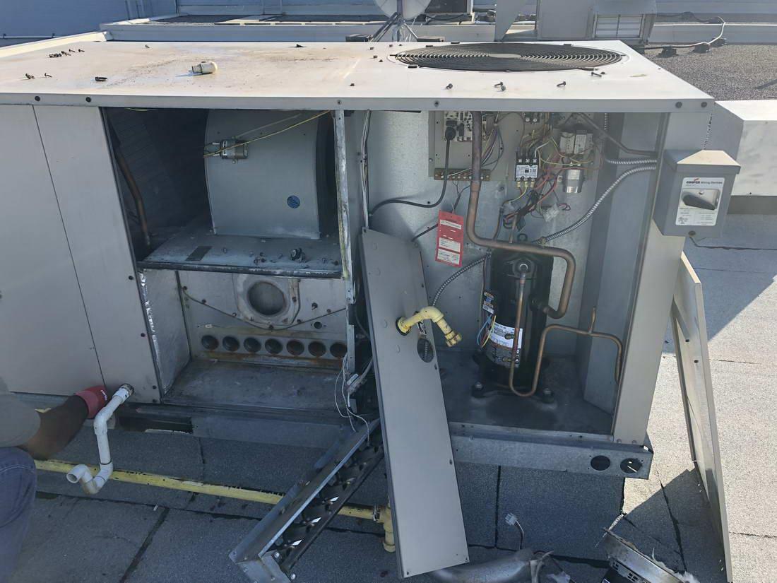 Air Conditioner Installation North York