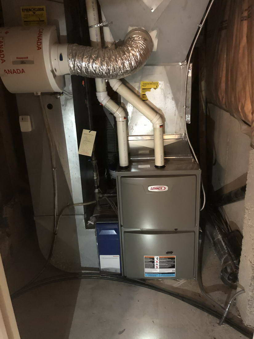 Furnace Installation Whitby