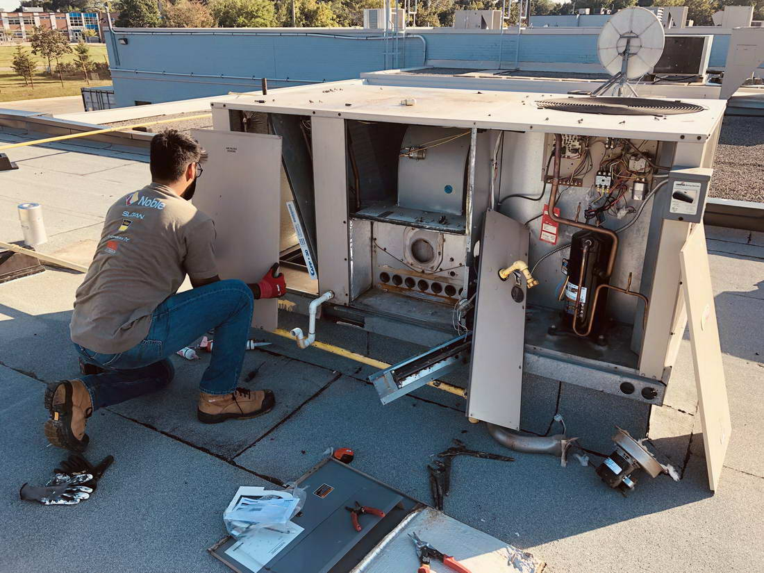 Heating and Cooling Service Markham