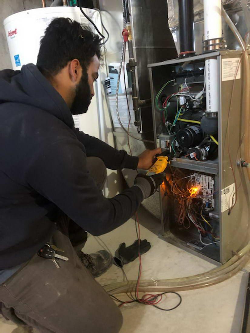 HVAC Contractors Oshawa