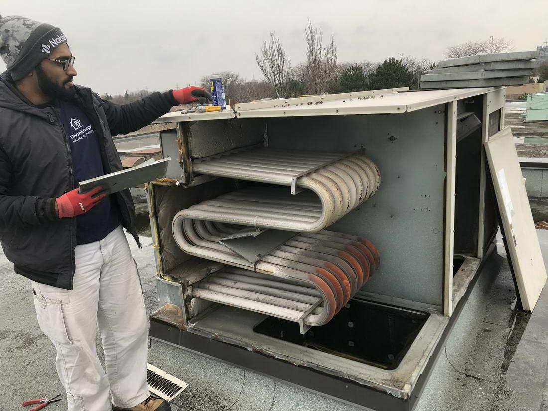 Heating Contractors Markham