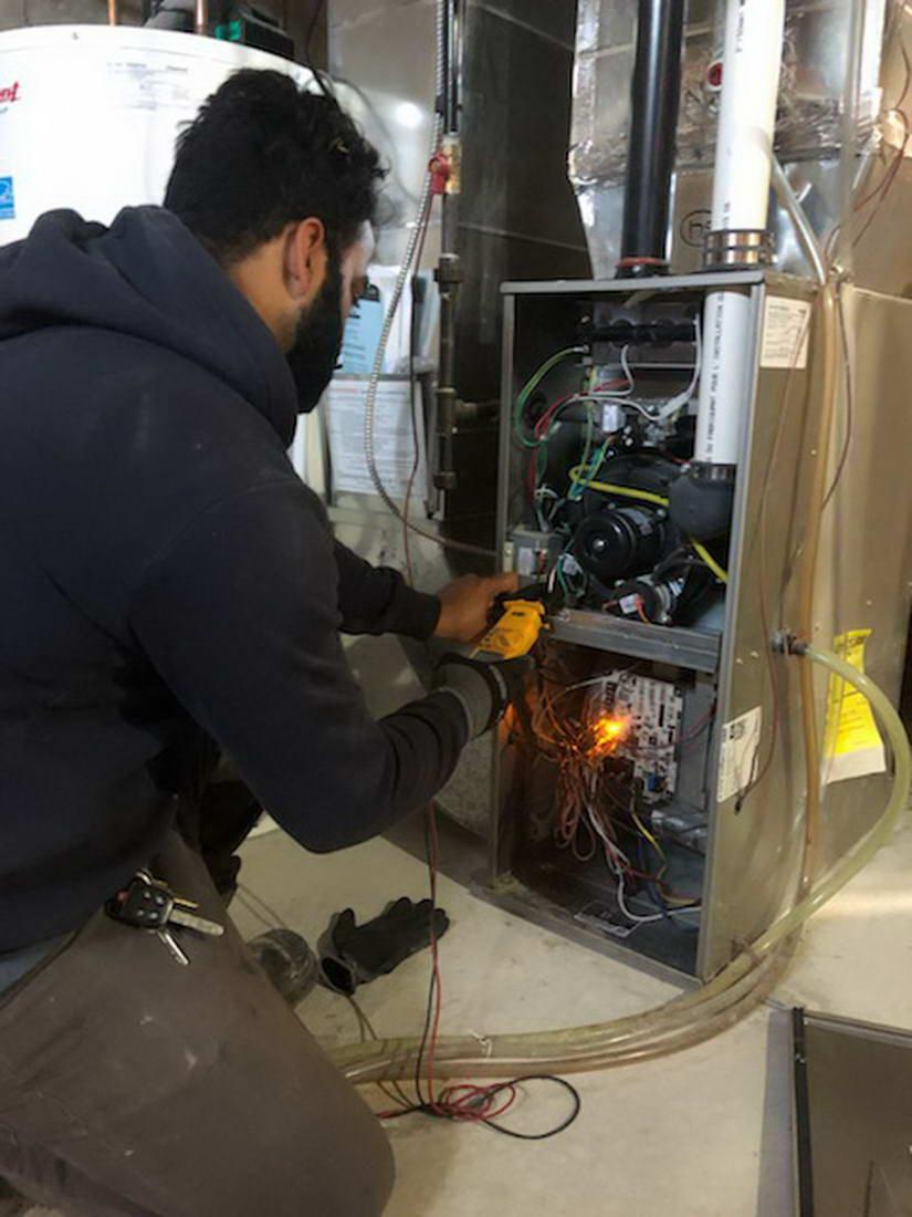 Heating Contractors Richmond Hill