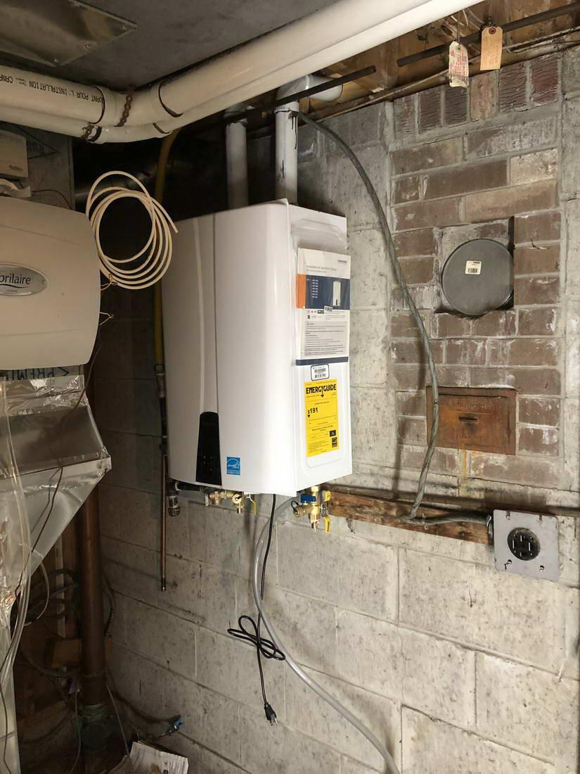 Gas Water Heater Installation Ajax