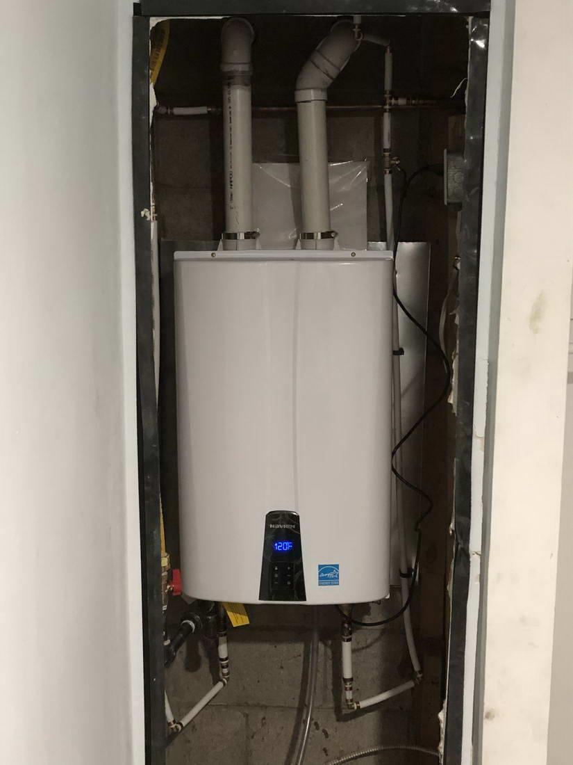 Gas Water Heater Installation Clarington