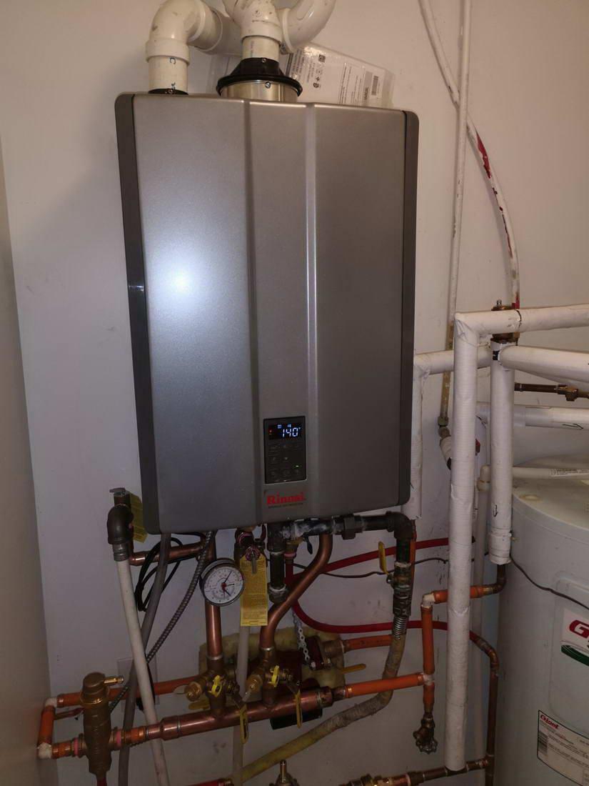 Water Heater Install Oshawa