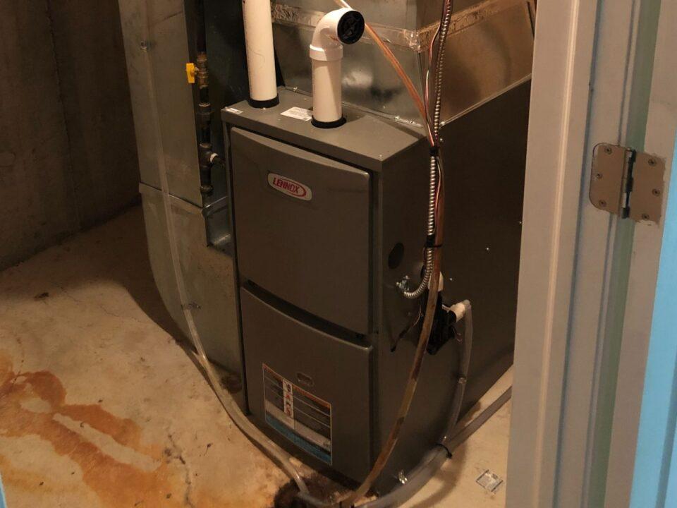 furnace repair markham